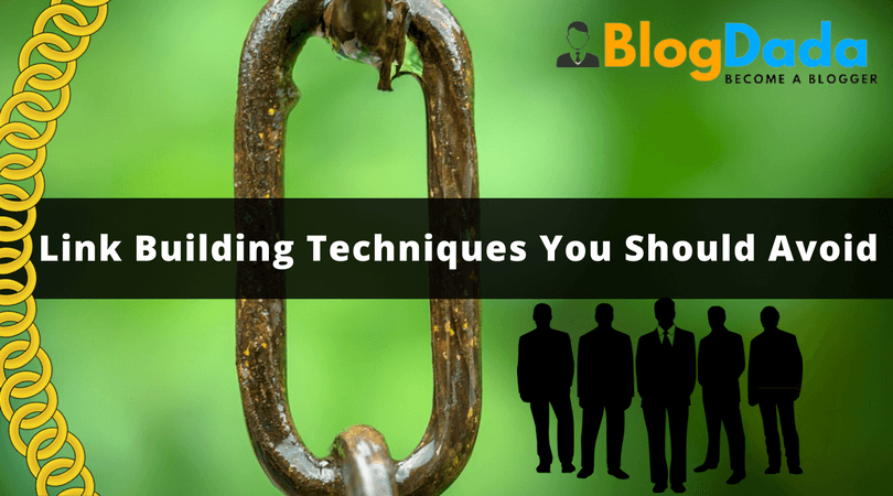 5 Types of Link building Techniques