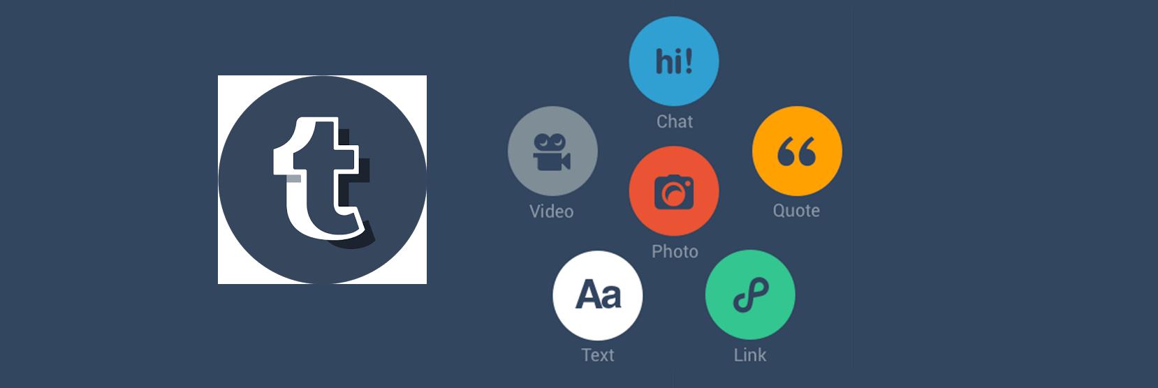 Système de gestion de contenu Tumblr (CMS)