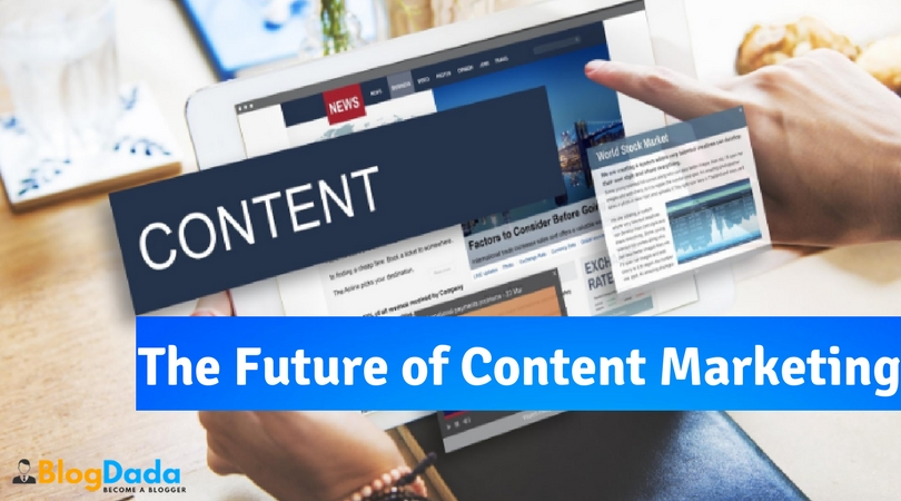 Future of Content Marketing