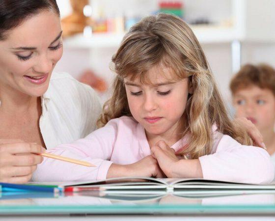 Children with Dyslexia