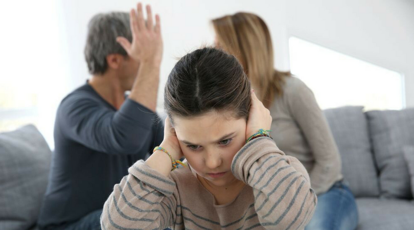 Long-Term effects of divorce on children