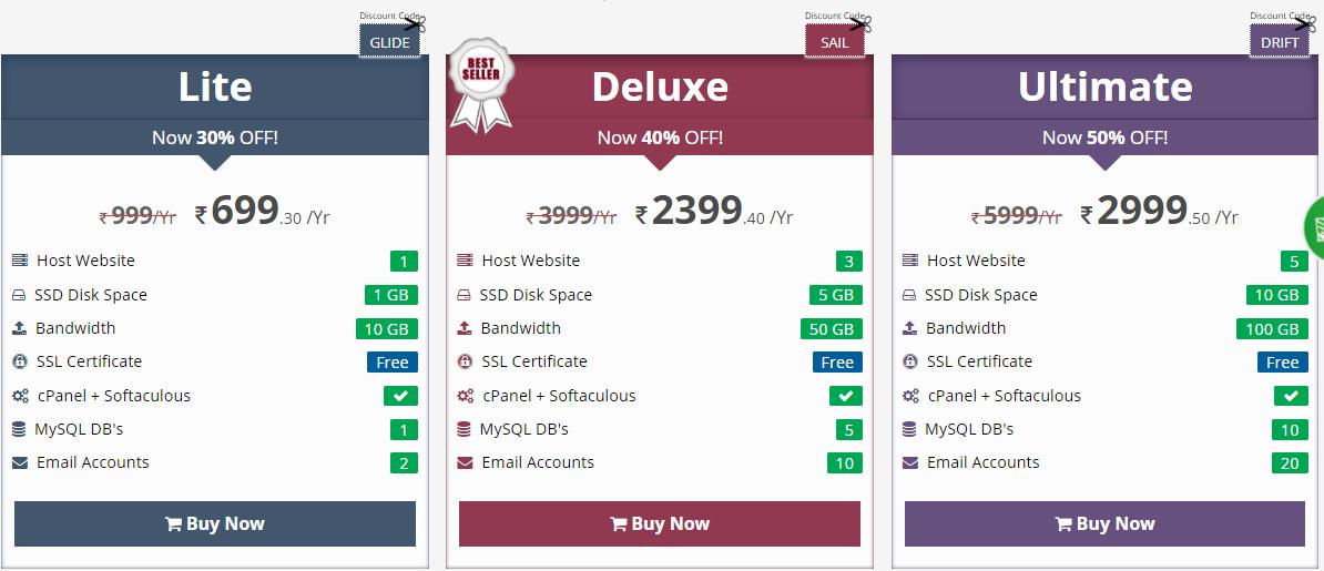 MilesWeb unlimited web hosting