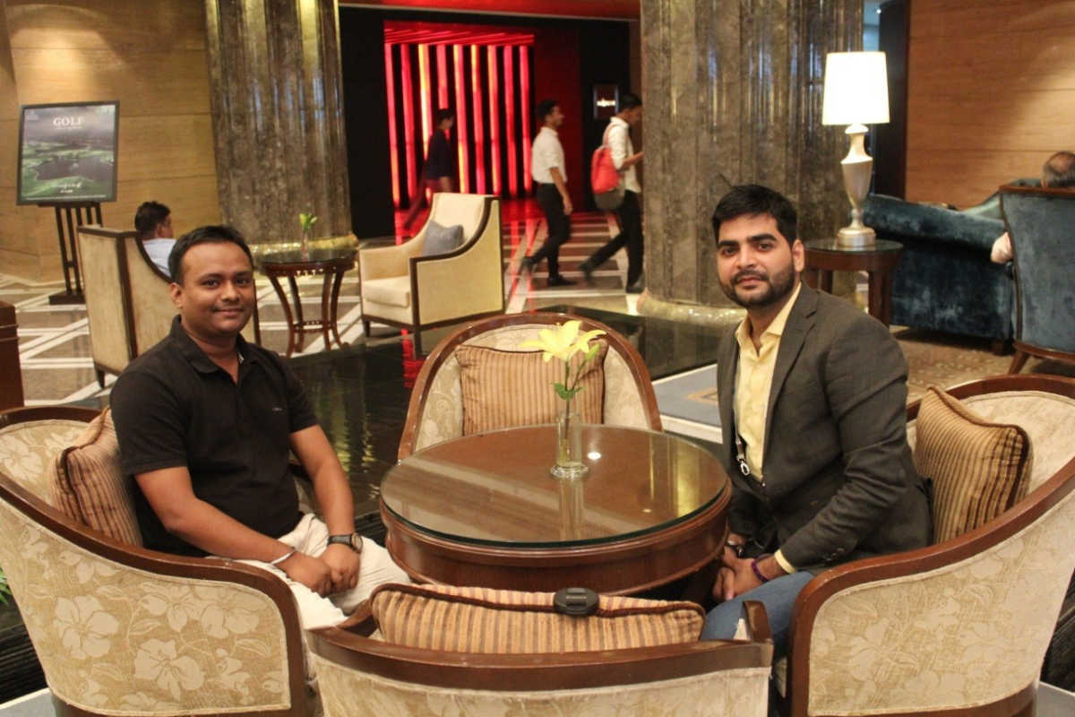 Pavitra Kumar with Shivam Ahuja