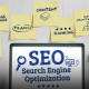 seo activities strategy