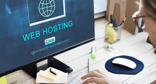 website hosting for businesses